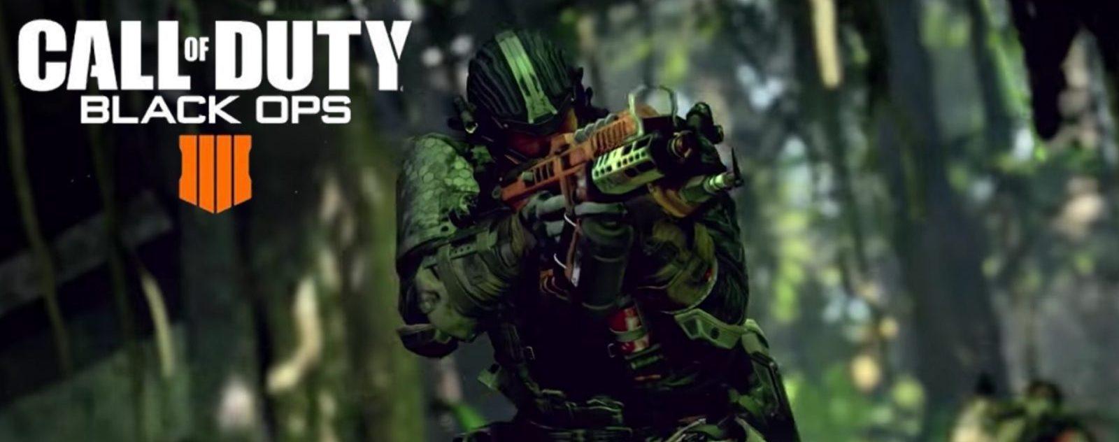 Löscht Eure Call of Duty: Black Ops 4 Beta nicht – Update im September