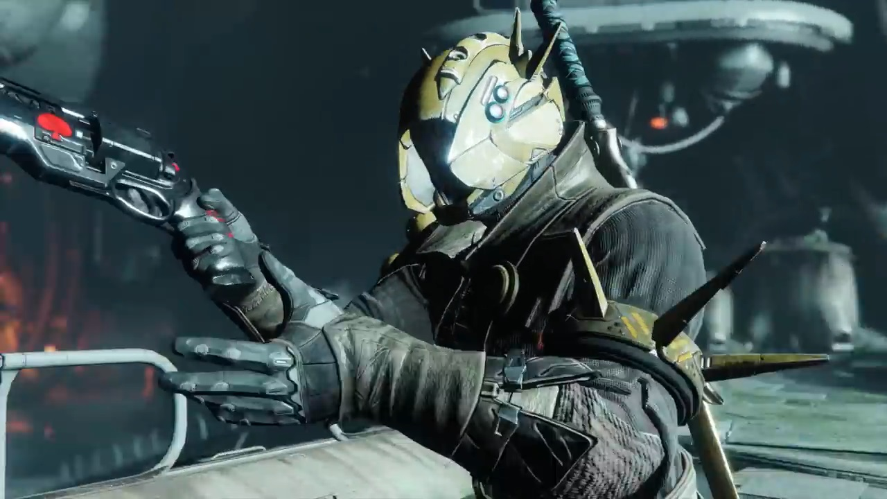 Destiny 2: Forsaken bringt Kult-Rüstung aus Gefängnis der Alten zurück