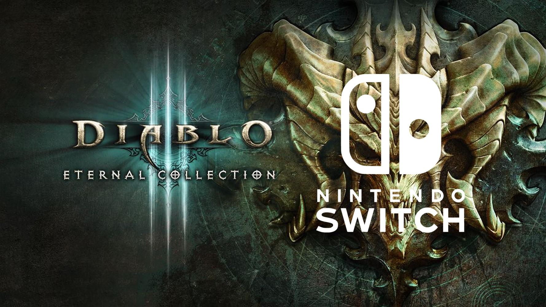 Diablo 3 erscheint mit exklusiven Inhalten für die Nintendo Switch