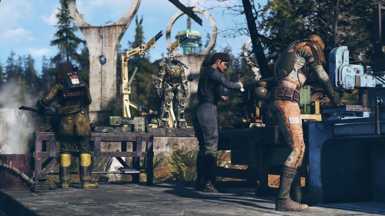 Fallout 76: So findet Ihr wichtiges Material wie Aluminium und Kleber