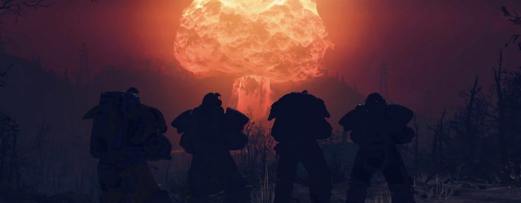 Um diese Zeit startet die Beta von Fallout 76 auf PS4, PC und Xbox One