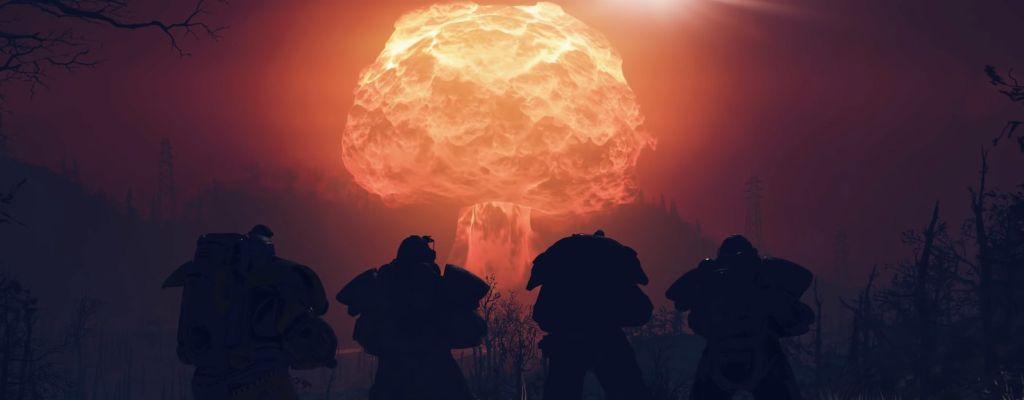 Fallout 76: Spieler zünden 3 Atombomben und der Server crasht