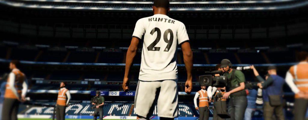 FIFA 19: Real Madrid verkauft Trikots von Alex Hunter – für 145€