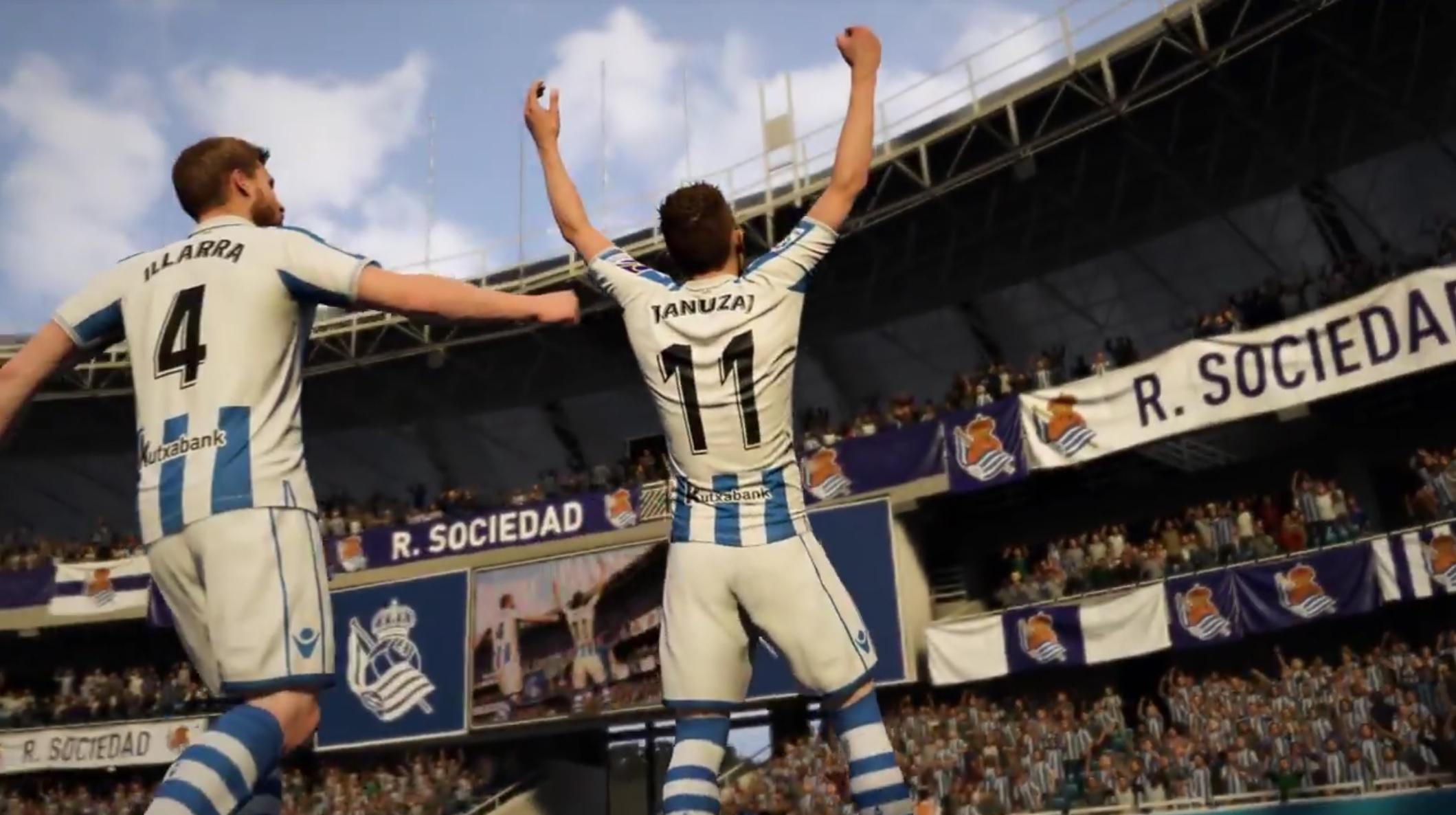 FIFA 19 Ratings – Die Top 100 der besten Spieler im Überblick