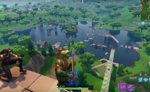fortnite-parcours