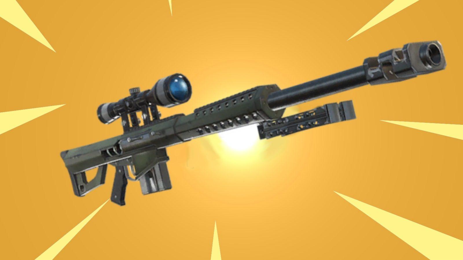 Fortnite: Update 5.21 bringt schwere Sniper, Bugfixes und neuen Modus