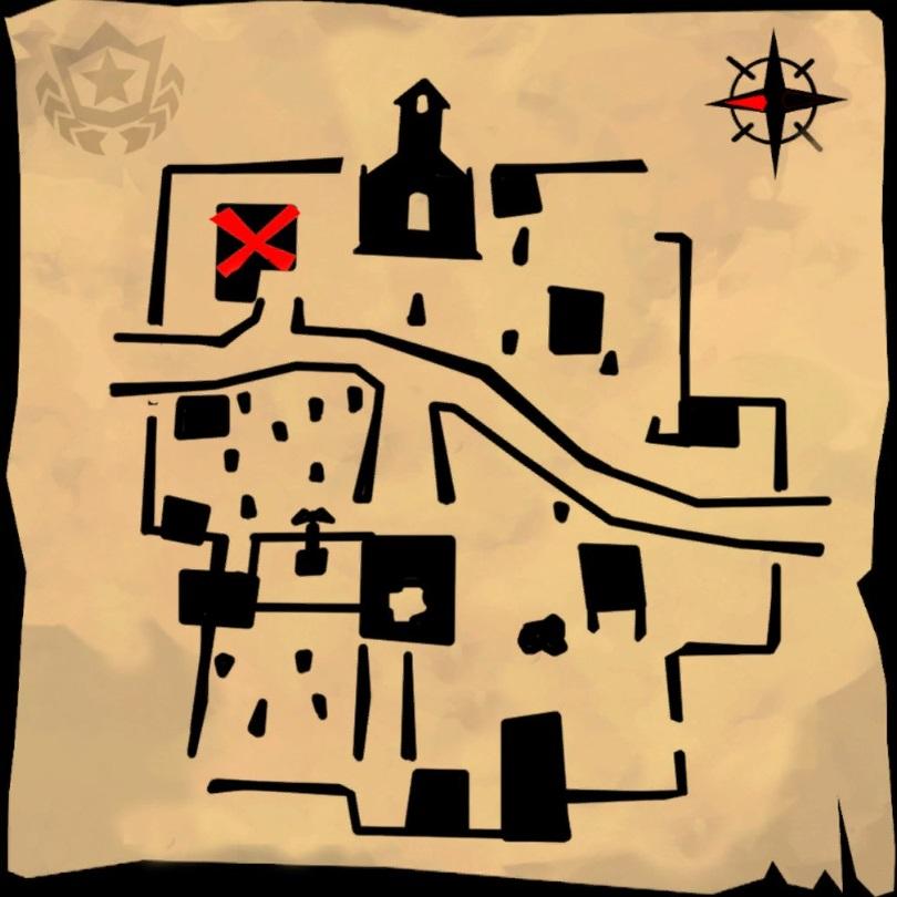 Fortnite Snobby Shores map
