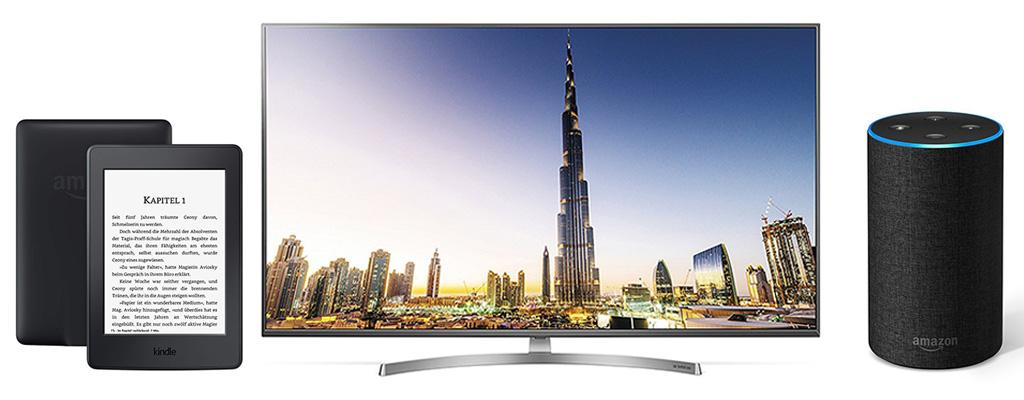 2018er-UHD-Fernseher von LG zum Bestpreis im Angebot bei Amazon