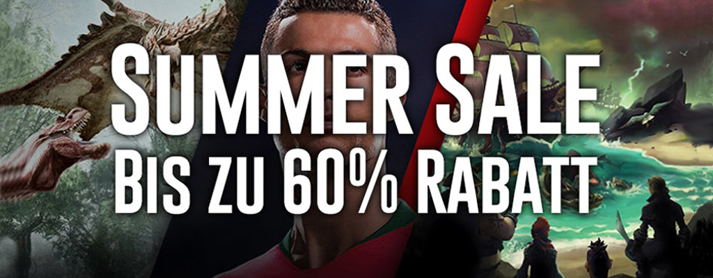 Summer Sale: Monster Hunter World Digital Deluxe für 41,99€
