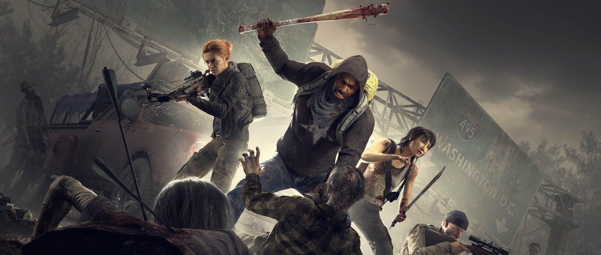 Overkill's The Walking Dead: Release auf PS4 und Xbox One erst 2019