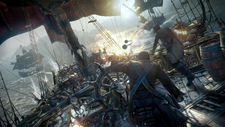 Piraten-MMO Skull and Bones angespielt – Kaperfahrt mit viel Action