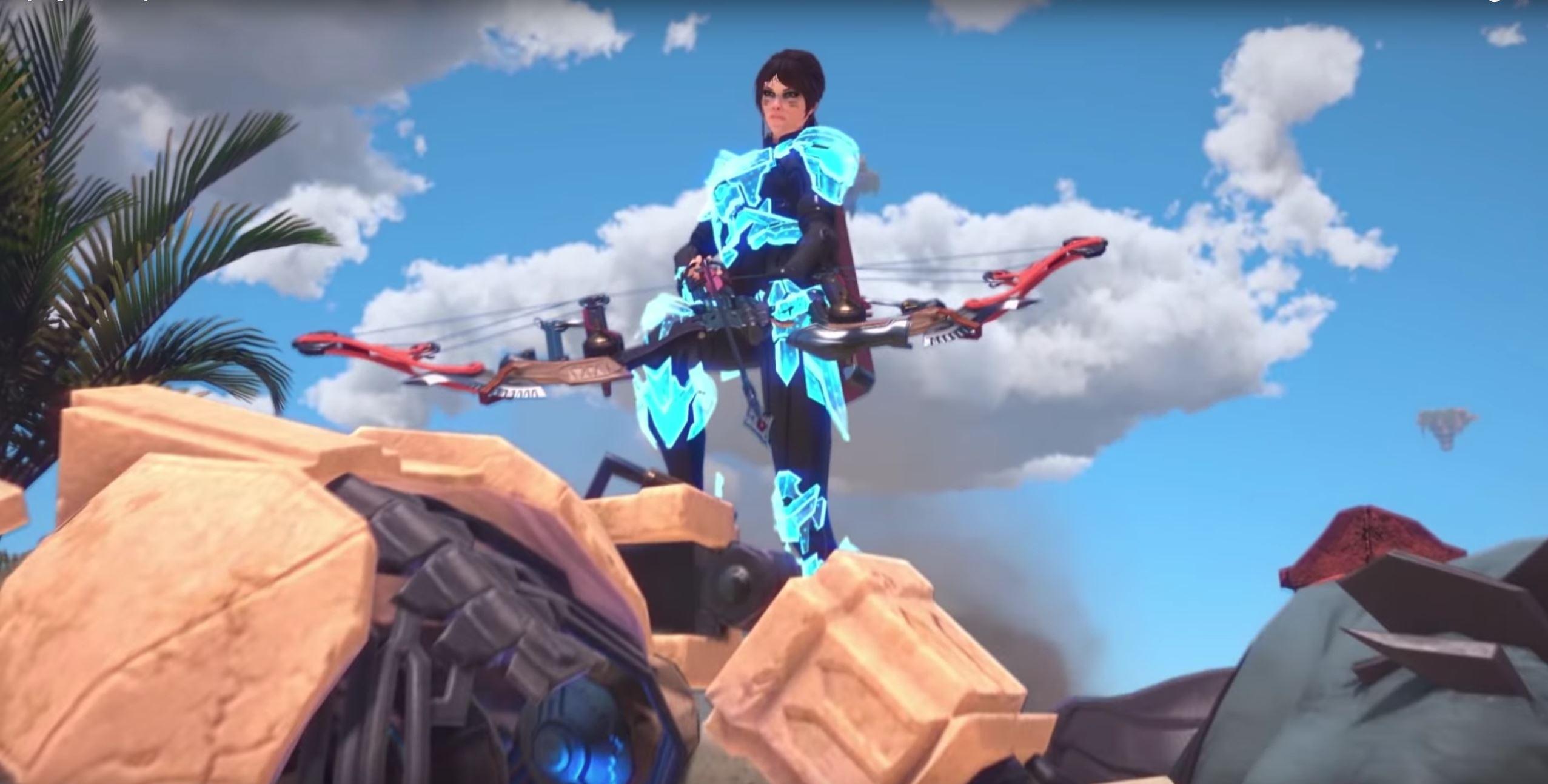 Skyforge bekommt Battle Royale, für das ihr das Grundspiel gar nicht braucht