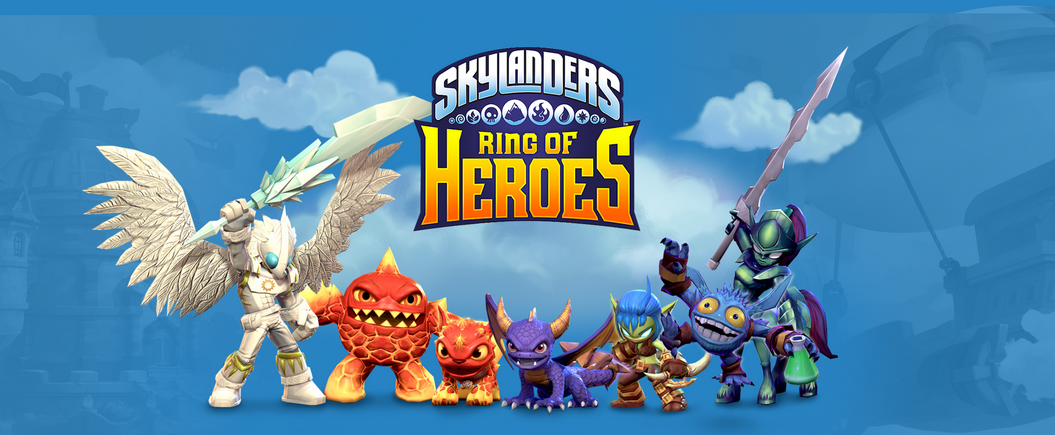 Skylanders: Ring of Heroes ist ein komplexes neues Mobile-Strategie-MMO