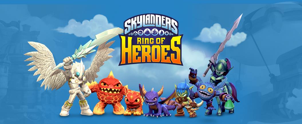 Skylanders: Ring of Heroes ist ein komplexes neues Mobile-Strategie-MMO