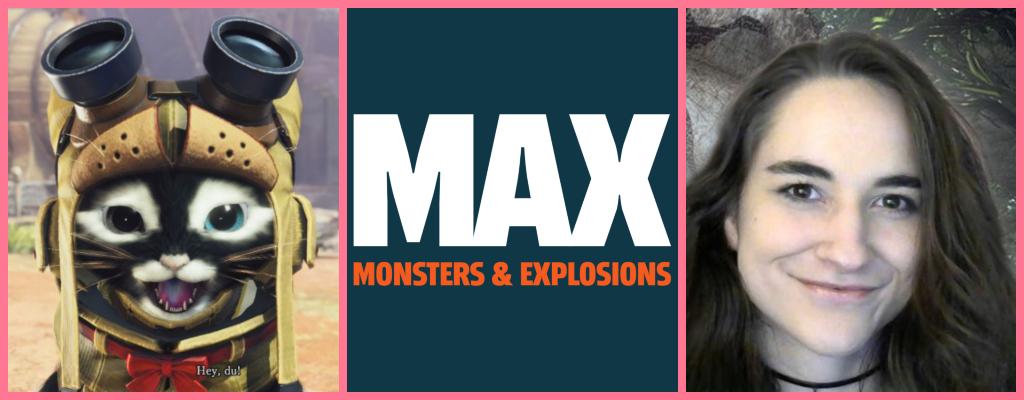 Seht hier auf MeinMMO-Live wie Leya Monster Hunter World auf PC spielt