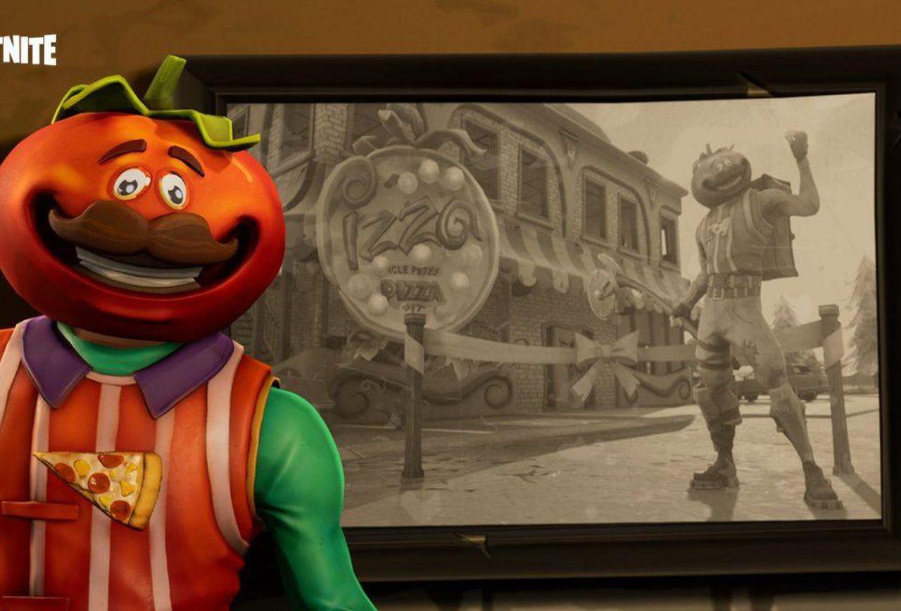 Er ist wieder da – Der ikonische Tomatenkopf kehrt zu Fortnite zurück