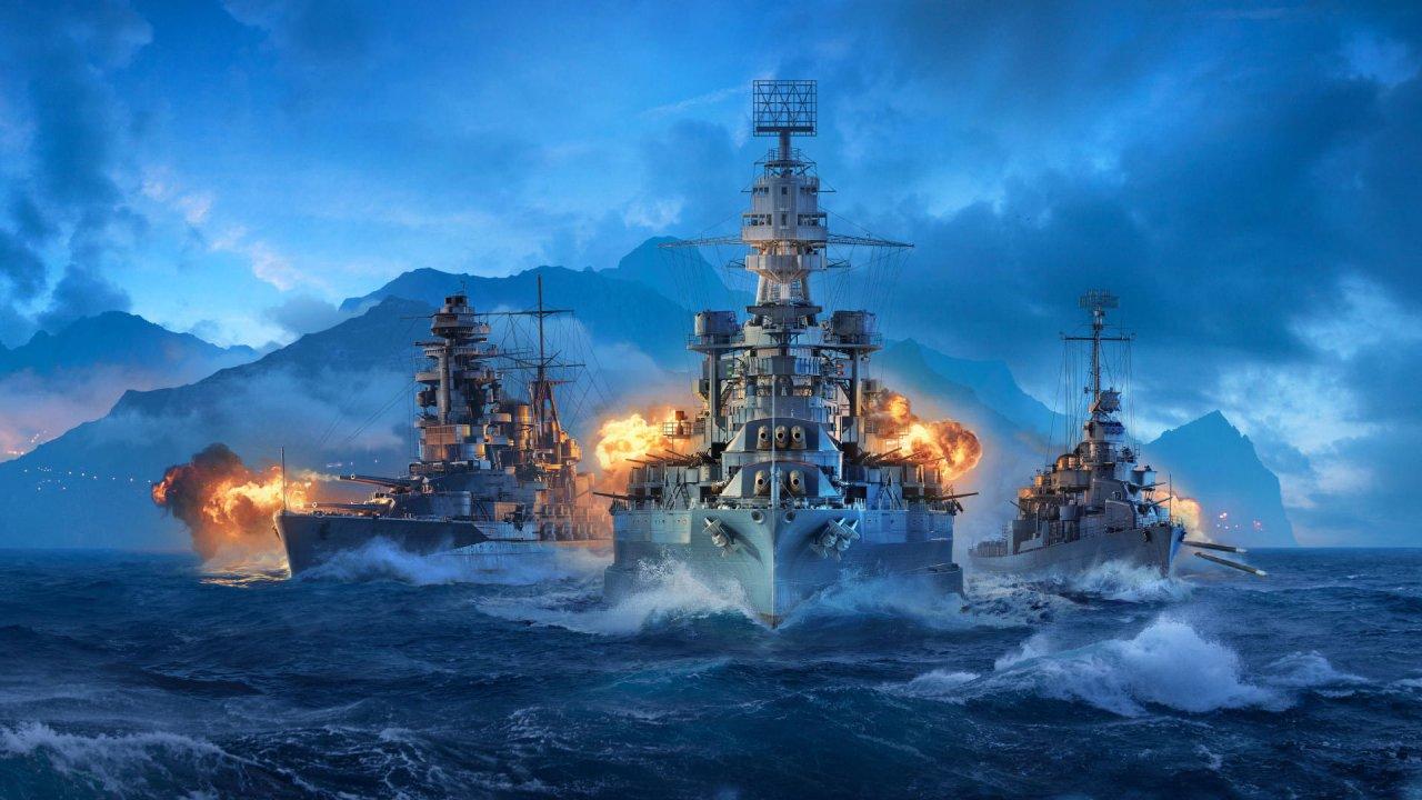 """World of Warships ist das 1. Spiel mit """"Suizid Nothilfe""""-Knopf"""