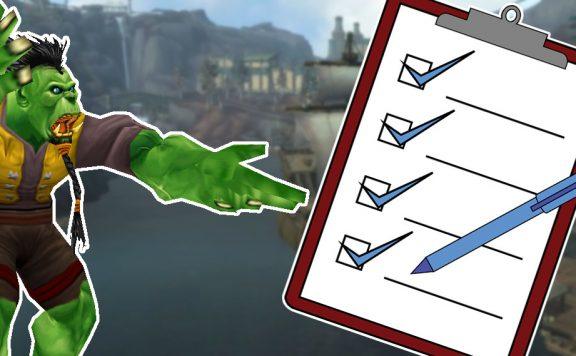 wow battle for azeroth kul tiras titel checklist