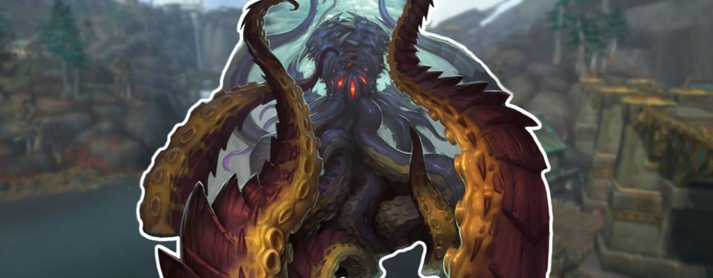 Alte Götter greifen Azeroth an: N'zoth-Diener erscheint in WoW-Quest