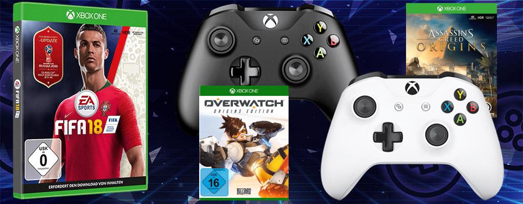 FIFA 18 und GTA 5 für 17,99 Euro – Saturn-Angebote für Xbox One