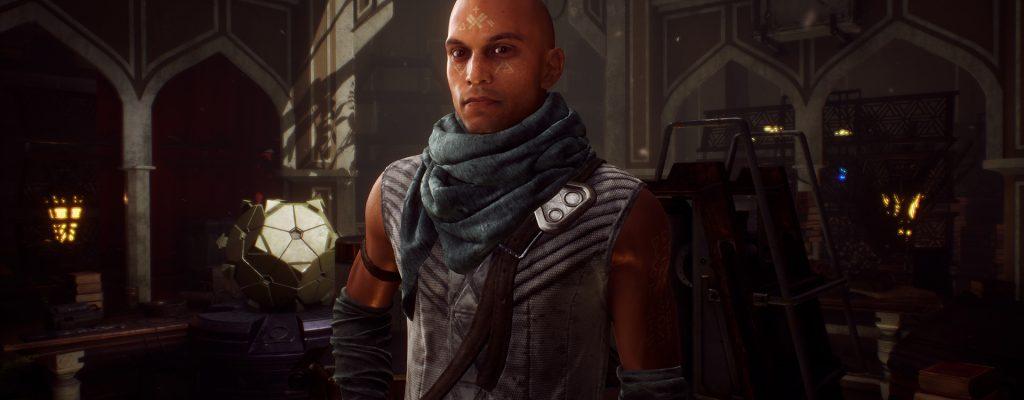 So will Anthem ein MMO-Shooter mit BioWare-Story sein