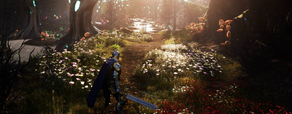 Ashes of Creation will mit Hybrid-Kampfsystem bei allen MMORPG-Fans punkten