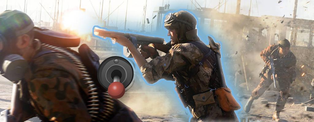 Die Kindersicherung beim Spawn in Battlefield 5 wird entfernt