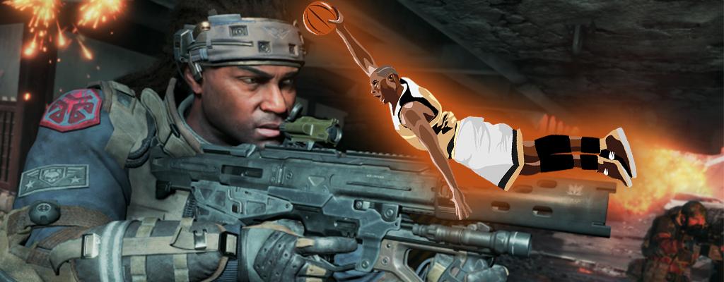Black Ops 4: Tod durch Basketball – Die krasse Demütigung in Blackout