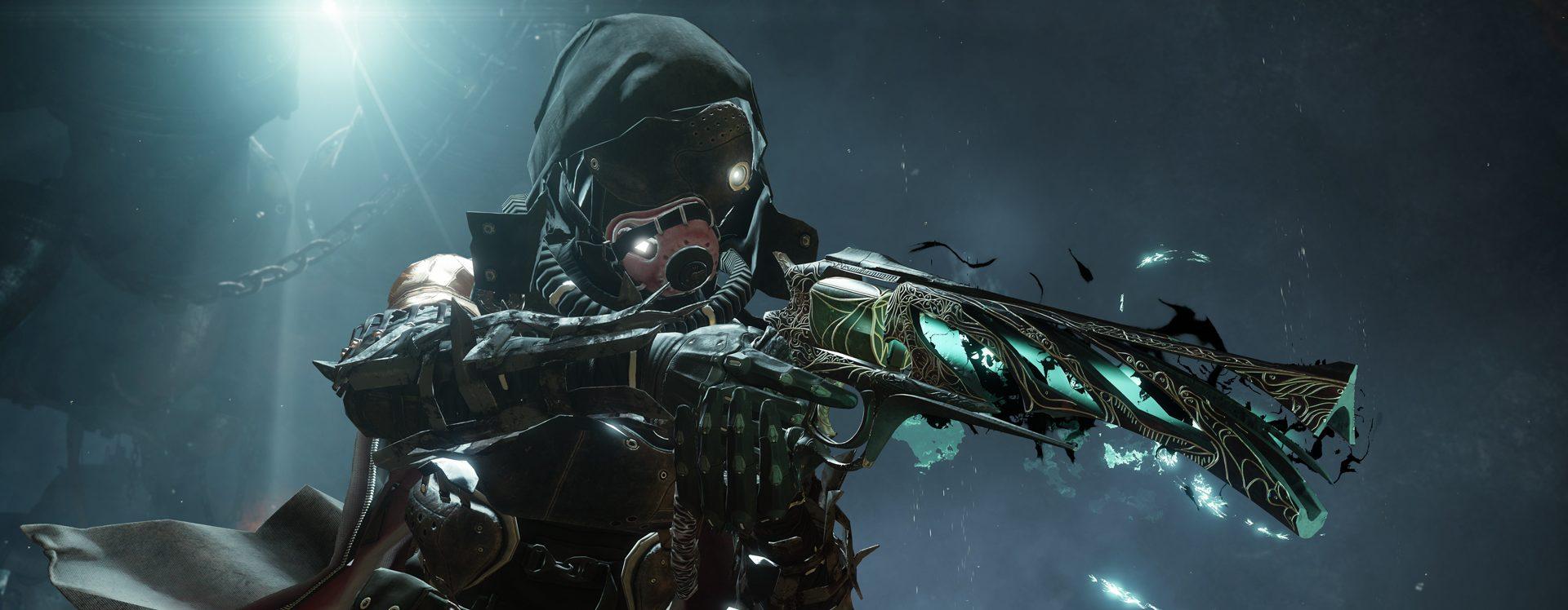 Hüter meistert das wohl größte Mysterium von Destiny 2  – Und nichts passiert