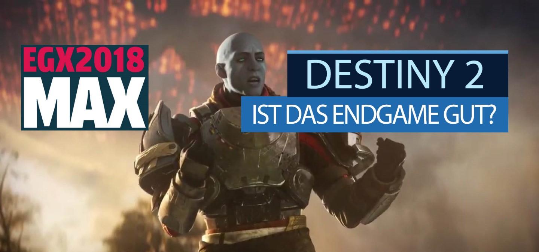3 Wochen Forsaken – Wir blicken im Stream auf den Stand von Destiny 2