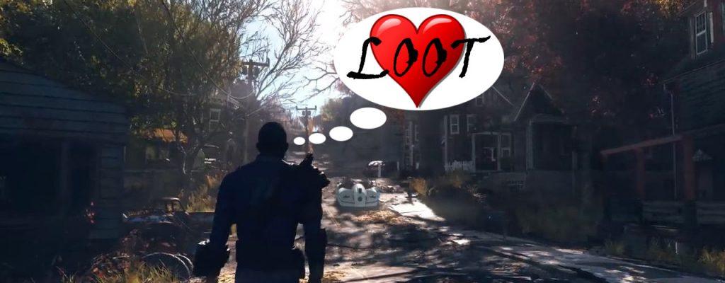 So stellt Fallout 76 sicher, dass dir niemand deinen Loot klaut