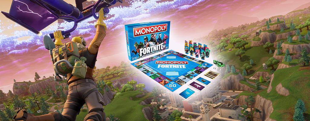 Wie Fortnite das Brettspiel Monopoly ohne Geld neu erfindet