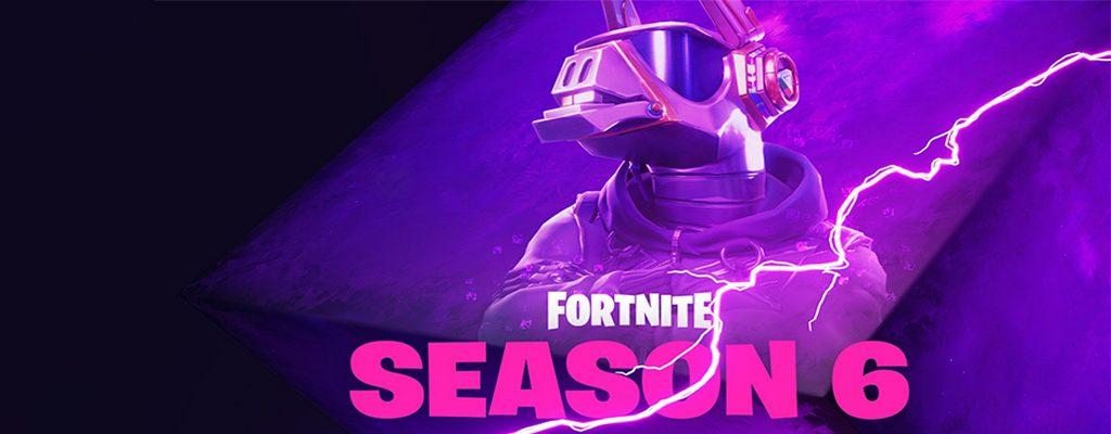 Fortnite S6 Teaser Titel