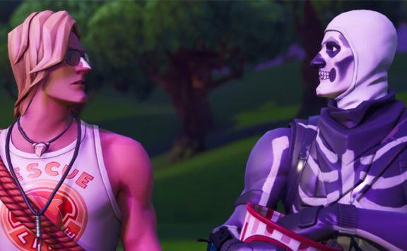 Fortnite Season 6 Skull Trooper Titel