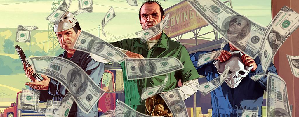GTA Online belohnt euch ab jetzt mit noch mehr Geld bei diesen Aktivitäten