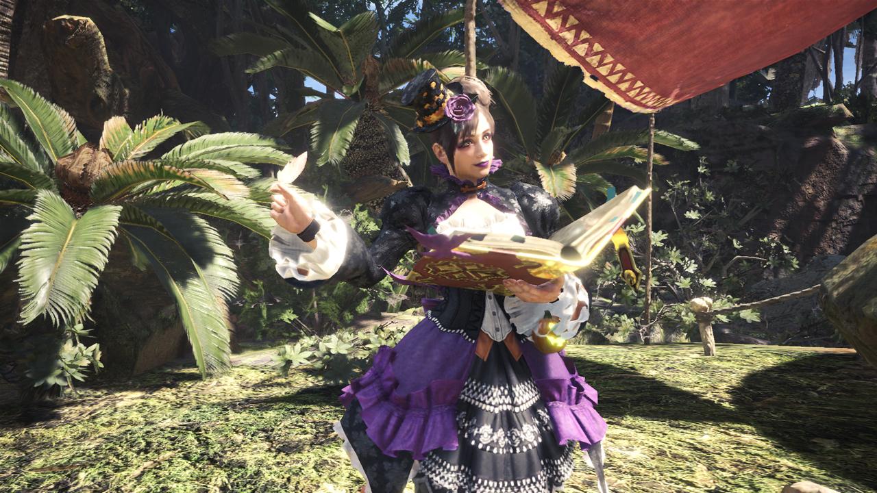 Das Herbst-Fest in Monster Hunter World ist ideal für Zurückkehrer