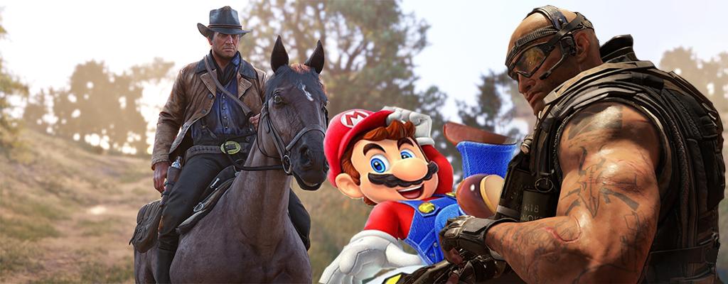 3 neue Multiplayer-Spiele im Oktober 2018 für PS4, Xbox, PC und Switch