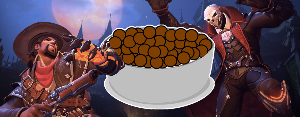 Cornflakes-Firma leakt Start-Datum für Overwatch Halloween-Event 2018