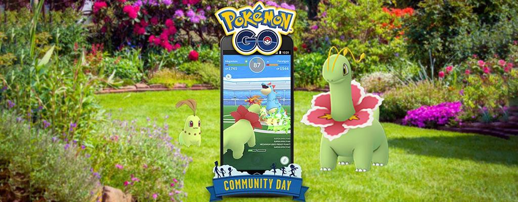 Pokémon GO enthüllt Attacke für Community Day mit Endivie