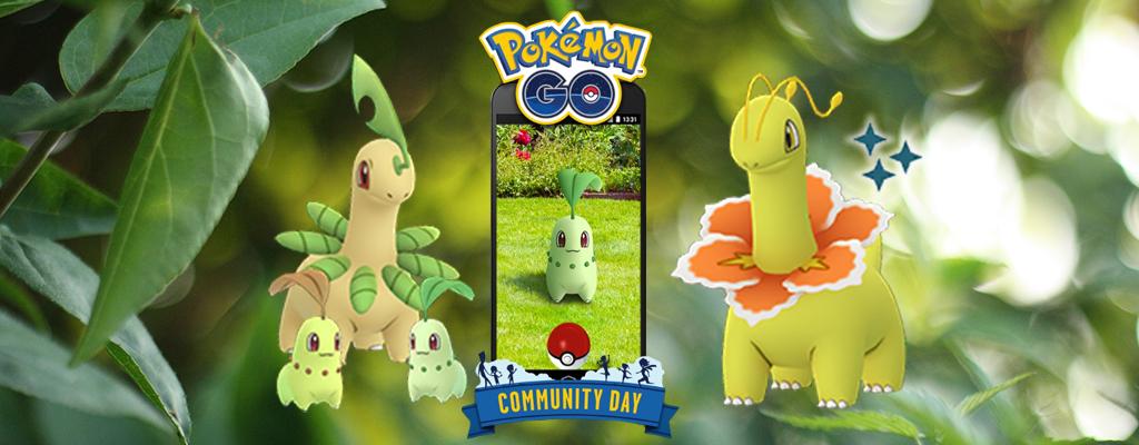 Pokémon GO: Community Day mit Endivie – Das müsst Ihr wissen