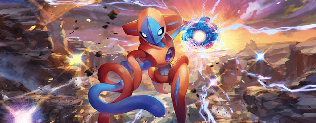 Pokémon GO bringt die Angriffsform von Deoxys in EX-Raids