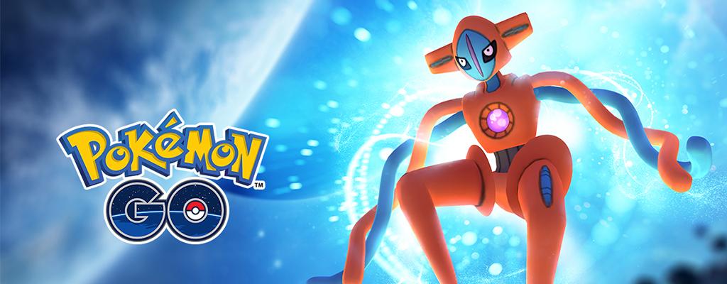 Pokémon GO: Attacken und Fangchance von Deoxys im Code gefunden