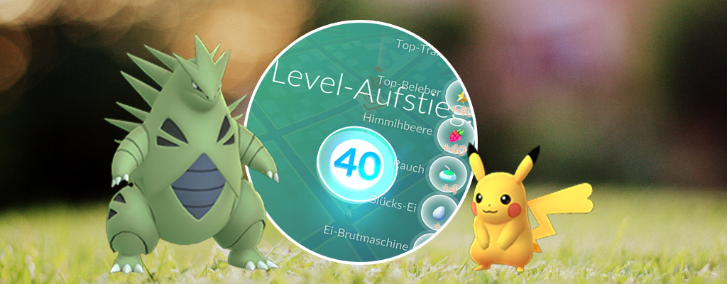 Pokémon GO: So leicht erreicht ihr das Maximallevel zur Abenteuerwoche