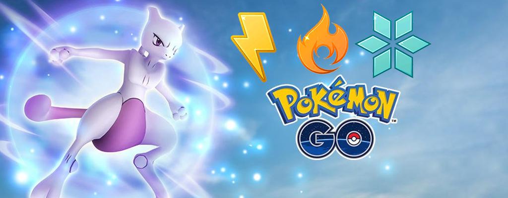 Plötzlich ist Mewtu der stärkste Eis-Angreifer in Pokémon GO