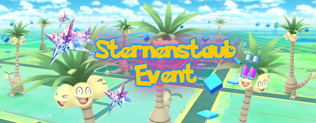 Pokémon GO startet heute Abend Sternenstaub-Event mit 4 Boni – Alle Infos