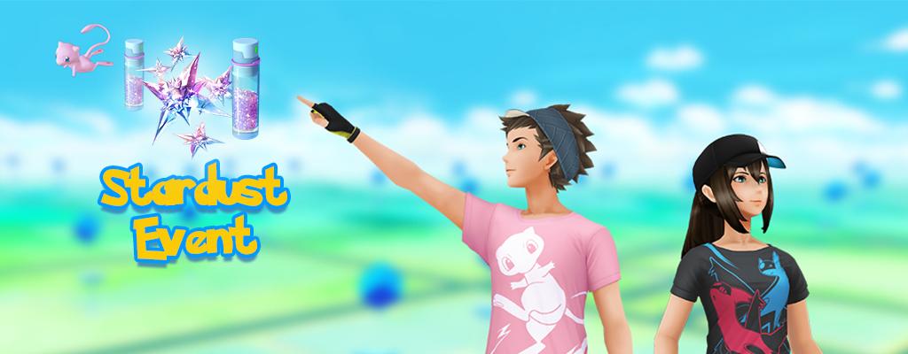 Pokémon GO: Start des Sternenstaub-Events, so lange laufen die Boni