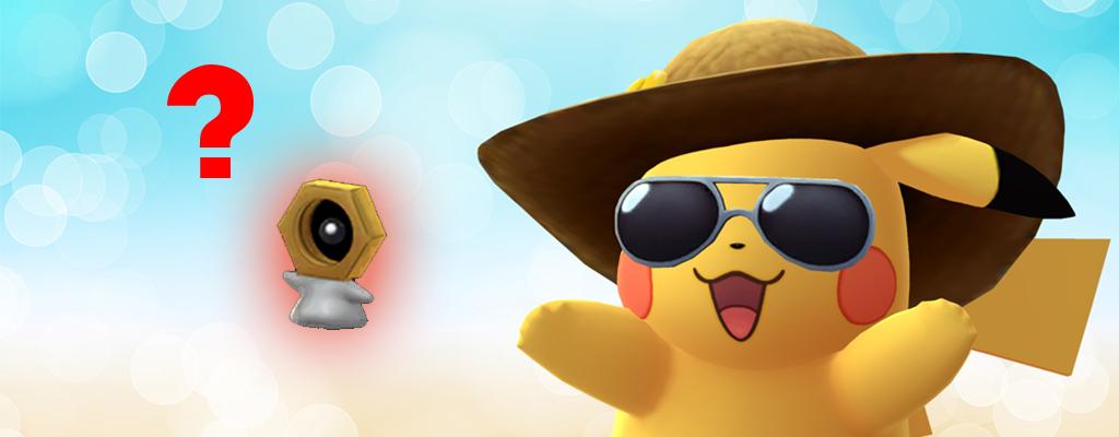 Pokémon GO: Dataminer findet neues Pokémon der 8. Generation