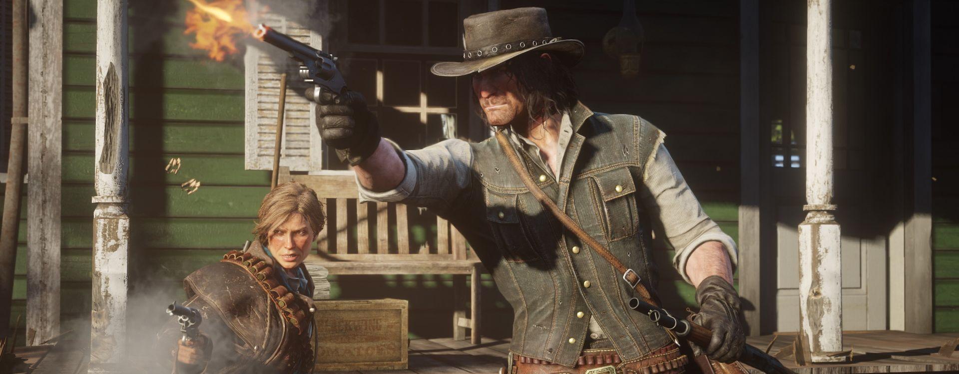 Red Dead Redemption 2: Update 1.04 ist live – Das steckt im Patch