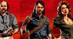 Red Dead Redemption 2 Gang Titel
