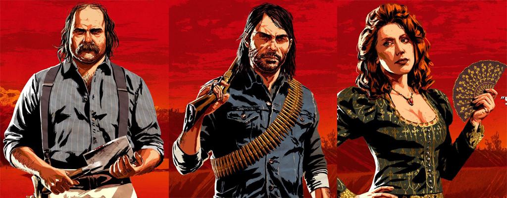 Red Dead Redemption 2 zeigt seine Gang – Kommt auch ein Trailer?
